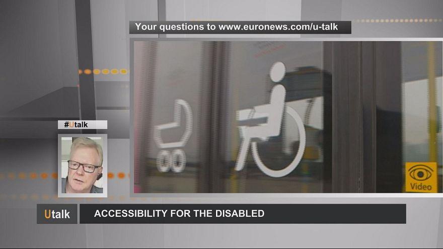 Por una mayor accesibilidad a las personas con discapacidad
