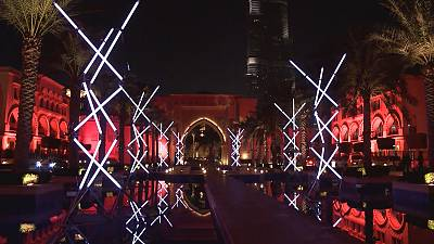 Dubai shines in Festival of Lights