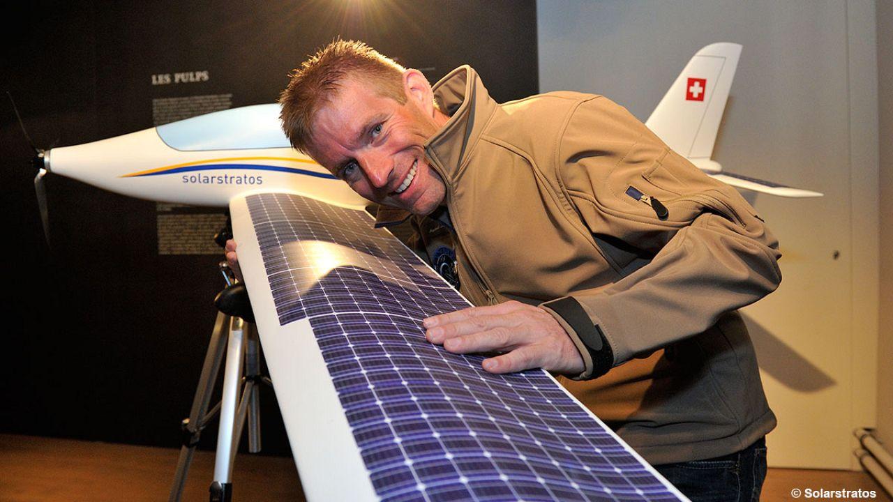 SolarStratos : un voyage aux limites de l'espace