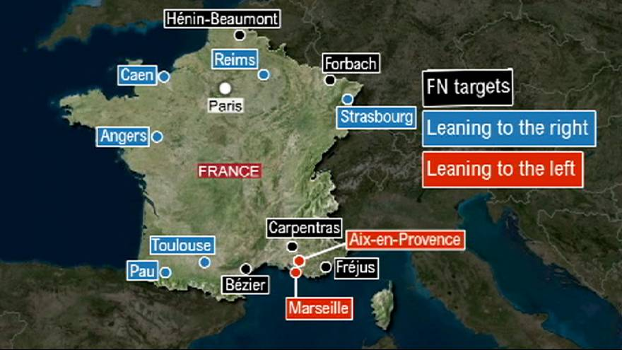 Fransa'yı yerel seçim heyecanı sardı