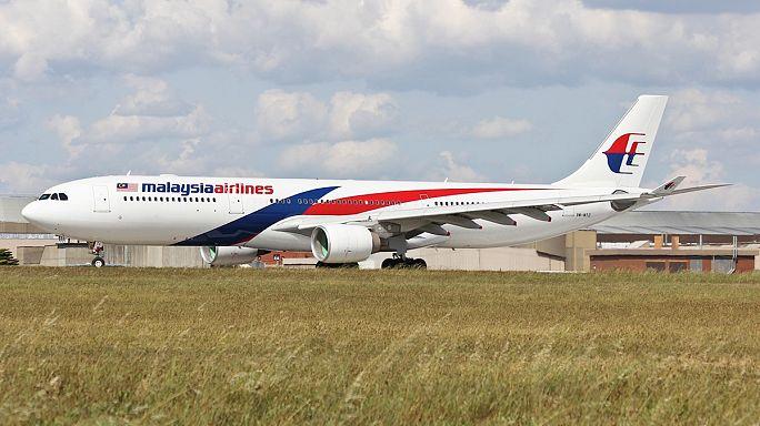 Самолет Malaysia Airlines совершил экстренную посадку в Гонконге