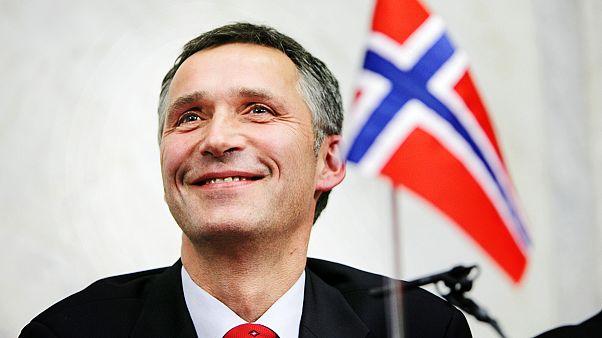 Le Norvégien Jens Stoltenberg pressenti pour diriger l'Otan