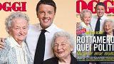 Ιταλία: Λήστεψαν τη γιαγιά του Ματέο Ρέντσι