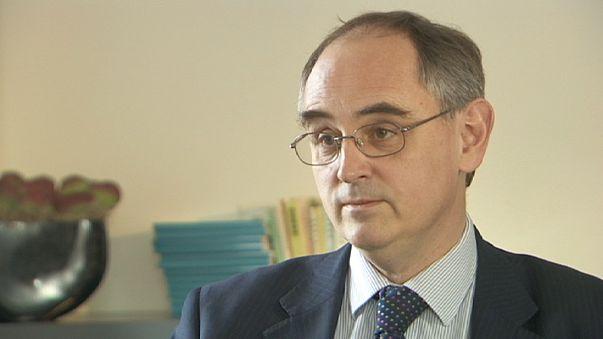 Edward Lucas interview on Russian sanctions