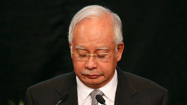 Az eltűnt malajziai repülőgép az óceánba zuhant