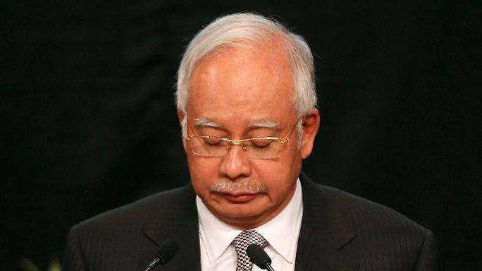 """Aereo scomparso, premier malese: """"precipitato nell'Oceano Indiano"""""""