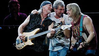 Κύπρος: Συναυλία στα κατεχόμενα ετοιμάζουν οι Deep Purple
