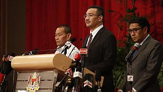 Malaysian plane search information still inconclusive
