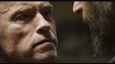 Schwarzenegger takes on drug barons in 'Sabotage'