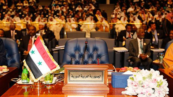 Syria: Saudi Arabia says rebels need more help in 'catastrophic' civil war
