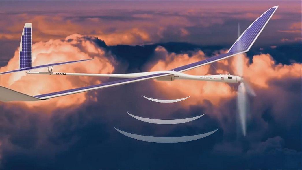 Ligar-se à Internet através de drones