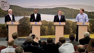 Πρώτη επίσκεψη του Μπαράκ Ομπάμα στις Βρυξέλλες