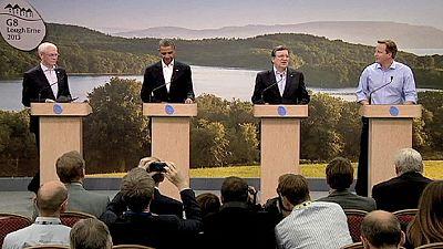 Vertice UE-USA all'ombra della crisi con la Russia e dello scandalo spionaggio