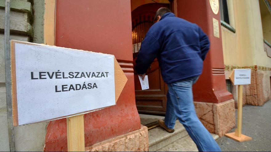 Első ízben szavazhatnak a határon túli magyarok