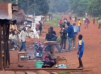 Fresh violence erupts in Central African Republic