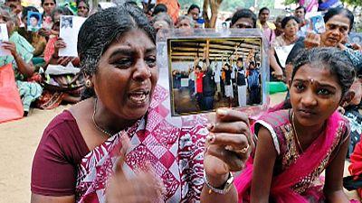 Vipooshika, 13, in Sri Lanka festgenommen