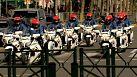 Brussels on lockdown in preparation for Obama visit
