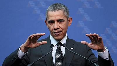 Obama brands Russia 'a regional power'