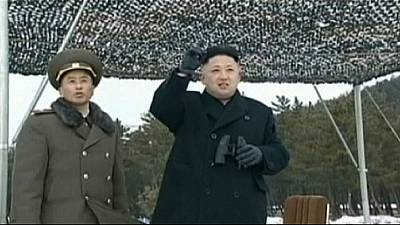 North Korea fires two ballistic missiles towards Japan Sea