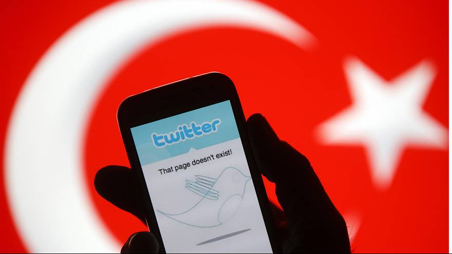 Turkish court orders end to Twitter ban