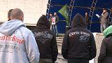 براتيسلافا : تظاهرات مناهضة للفاشية