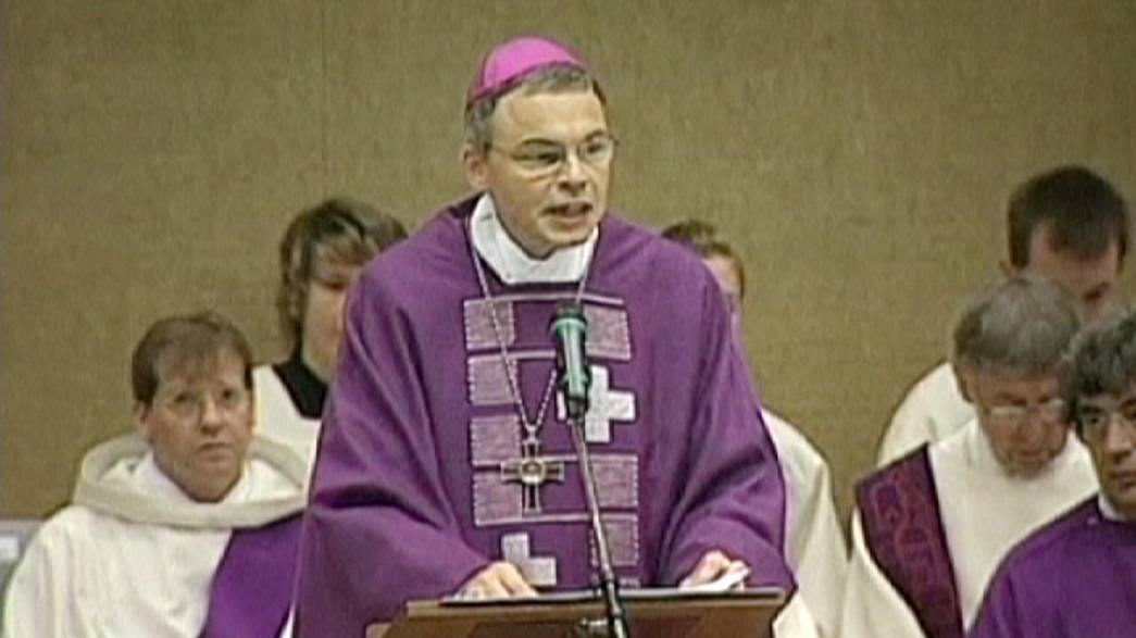 "Vatican accepts German ""bishop of bling"" resignation"
