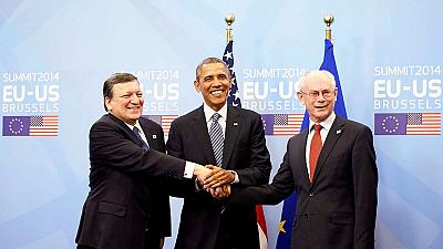 Obama hints US could help EU reduce need for Russian energy
