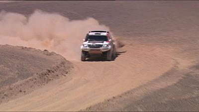 A Lion in South America as Peugeot returns to the Dakar Rally for 2015