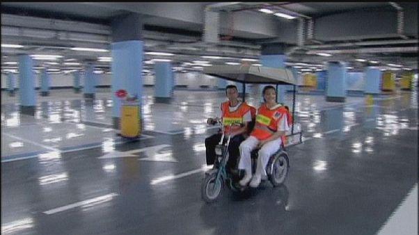 El mayor hospital subterráneo del mundo