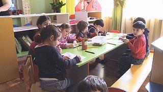 Yönünü Avrupa'ya çeviren Gürcistan eğitime odaklandı