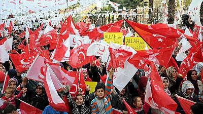 Turkey: local elections seen as test of Prime Minister Erdogan's popularity
