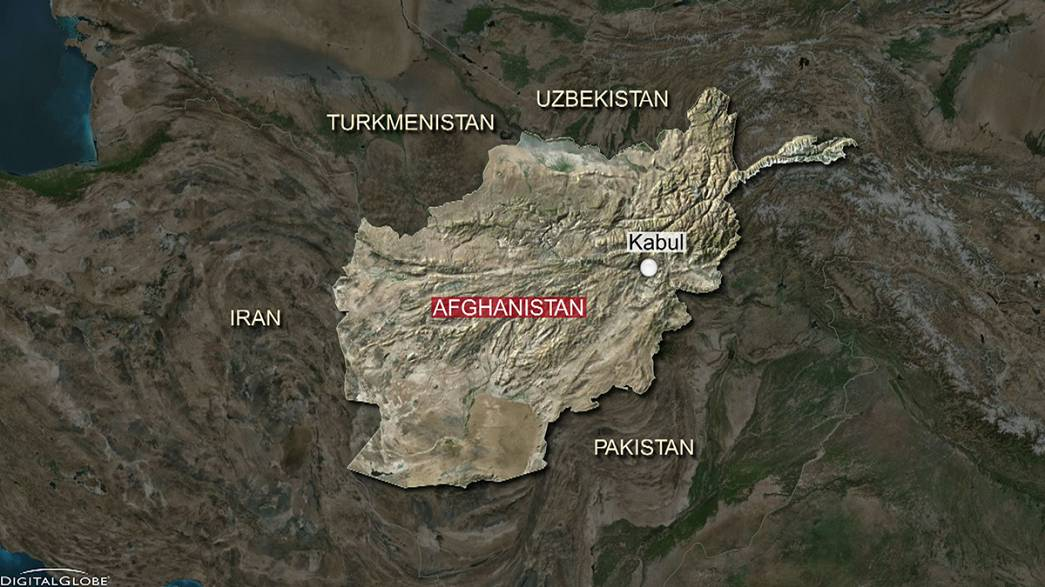 Afghanistan: Taliban insurgents attack guest house used by foreigners in Kabul