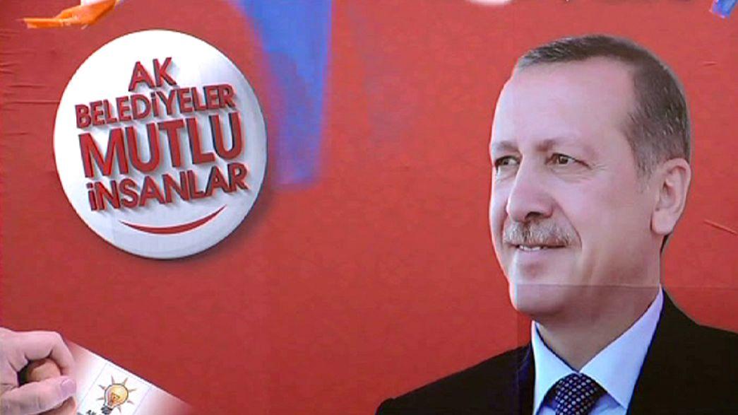 Lo que se juega Turquía en las elecciones municipales del domingo