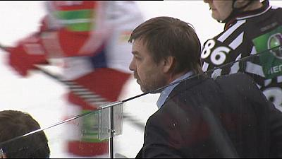 Ice hockey: Znarok unveiled as new Russia coach