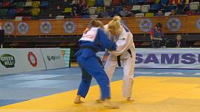 Judo Grand Prix in Samsun gets underway