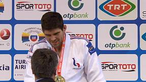 Judo Grand Prix Samsun: day three