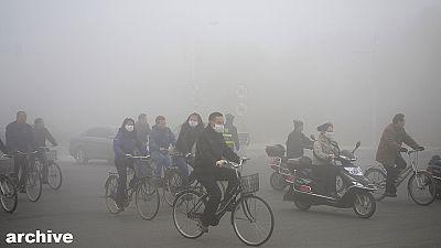 """La Chine peut-elle faire """"la guerre à la pollution"""" ?"""