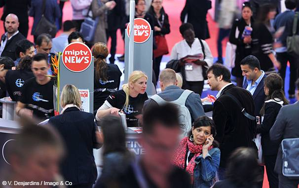 MIPTV a TV and digital content market place
