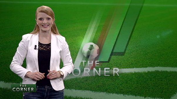 """""""Корнер"""": главные события футбольного европейского уик-энда"""