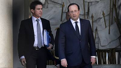Hollande hopes for fresh start as new French government is named