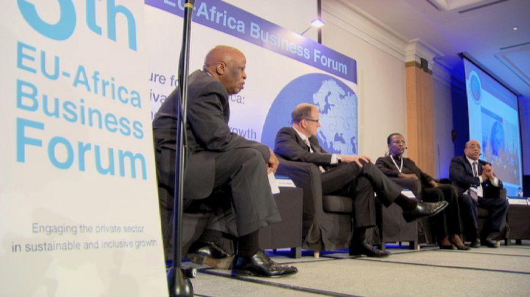 Kéz a kézben Európa és Afrika gazdasága