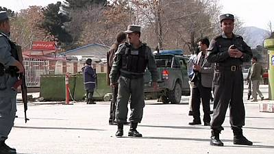 Kabul blast kills six police ahead of presidential election
