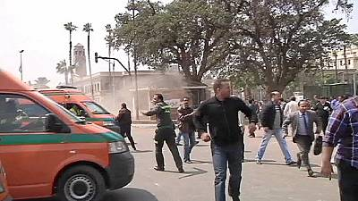 Egypt: Police chief killed in Cairo blasts