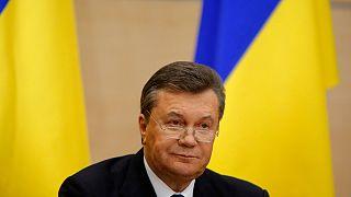 Янукович назвал трагедией отделение Крыма от Украины