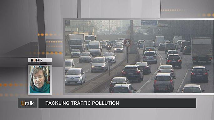 Çevre kirliliği ve trafik sorunu