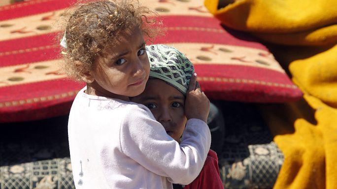 Number of Syrian refugees in Lebanon surpasses 1 million