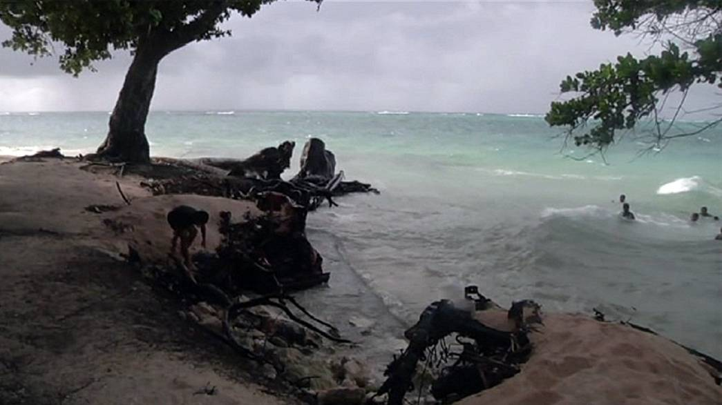 Κίνδυνος εξαφάνισης των νησιών Μάρσαλ εξαιτίας της κλιματικής αλλαγής