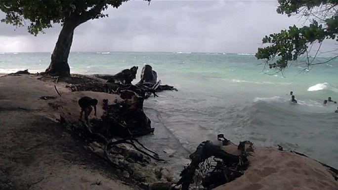 التغير المناخي يهدد جزر المارشال