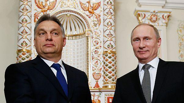 Hungría, una política exterior abierta al Este y en constante enfrentamiento con la UE