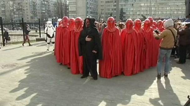 Ukraine's Darth Vader presidency bid rejected